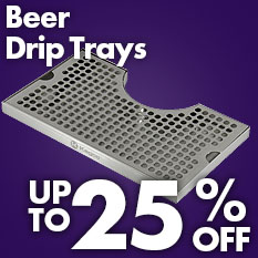 Beer Drip Trays