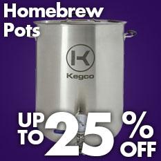 Home Brew Pots