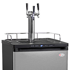 Kegco Triple Faucet Homebrew Kegerators
