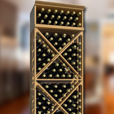 Allavino Wine Racks Allavino 8 Tall Wine Cellar Wine Racks Kits