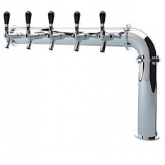 5+ Faucet Keg Beer Tower