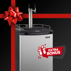 The Most Wonderful Kegerator Kit of the Year