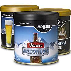 Mr. Beer Home Brew Ingredients