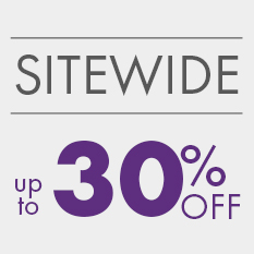 Up to 30% Off Sitewide