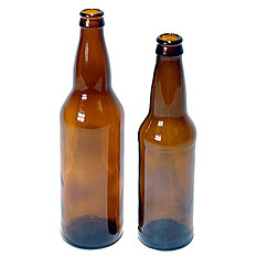 Homebrew Beer Bottles and Bottling Equipment