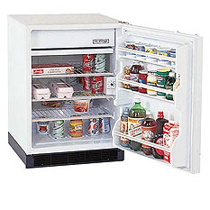 Luxury Built-In Refrigerators with Freezer