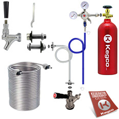 Kegco Jockey Box Conversion Kits