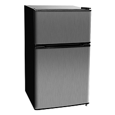 Two Door Counter-High Refrigerators