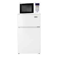 Combination Refrigerator-Microwaves