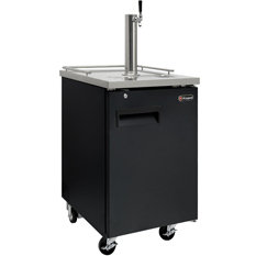 Kegco Single Full Size Keg Kegerators