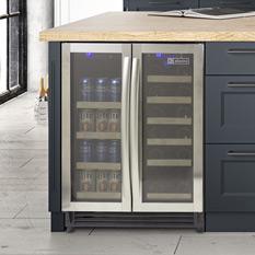 Allavino FlexCount Series Wine Refrigerators and Beverage Centers