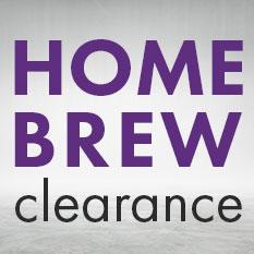 Homebrew Clearance Sale