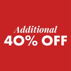 50% Off Outlet Sale