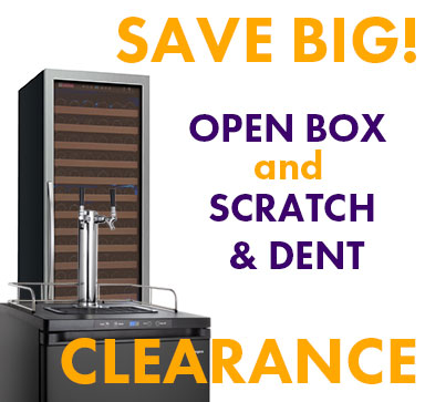 Open Box & Scratch and Dent Clearance