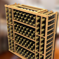 Allavino Stackable Wine Racks