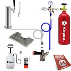 Coldtower Tower Kegerator Conversion Kits