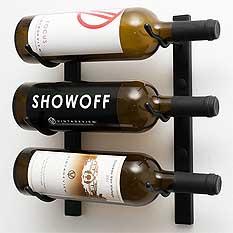 VintageView 1 Wall Mounted Wine Racks