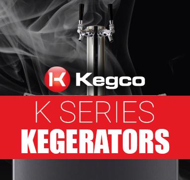 Kegco K Series Kegerators